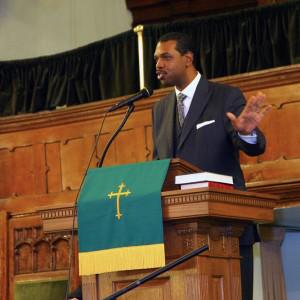 Rev. Dr. Lawrence O. Swain